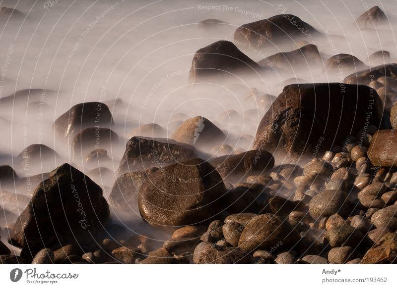 Brandung II Natur Wasser Ferien & Urlaub & Reisen Meer Landschaft Stein Küste Kunst Ausflug Tourismus Frankreich Bretagne Morbihan