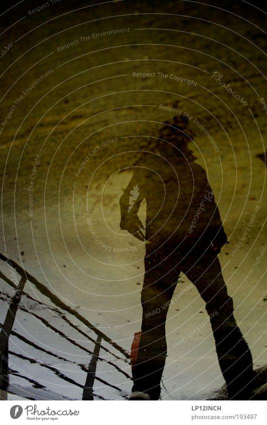 Cedric Nutz Mensch Mann Jugendliche Erwachsene dunkel Umwelt Gefühle Feste & Feiern Kraft dreckig maskulin gefährlich Lifestyle Coolness bedrohlich