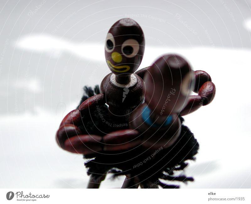 komm tanz mit mir Holz Tanzen Puppe Holzpuppe