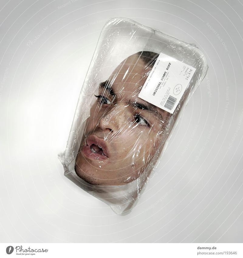 sonderangebot Jugendliche Gesicht Erwachsene Auge Tod Lebensmittel Haare & Frisuren Kopf Porträt Junger Mann Mund maskulin Haut Nase 18-30 Jahre frisch