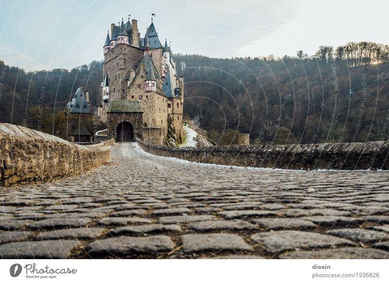 what eltz?! [3] Ferien & Urlaub & Reisen Tourismus Ausflug Sightseeing Berge u. Gebirge wandern Wald Hunsrück Burg oder Schloss Bauwerk Gebäude Sehenswürdigkeit