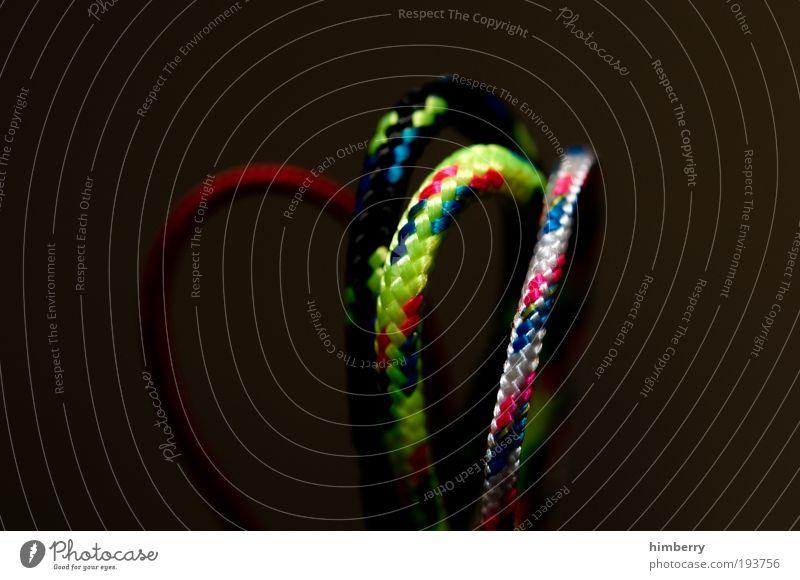 schnurstracks Ferien & Urlaub & Reisen Stil Freizeit & Hobby Design Seil Lifestyle Schnur Klettern Kunststoff Bergsteigen Neonlicht Basteln Schuhe Nylon
