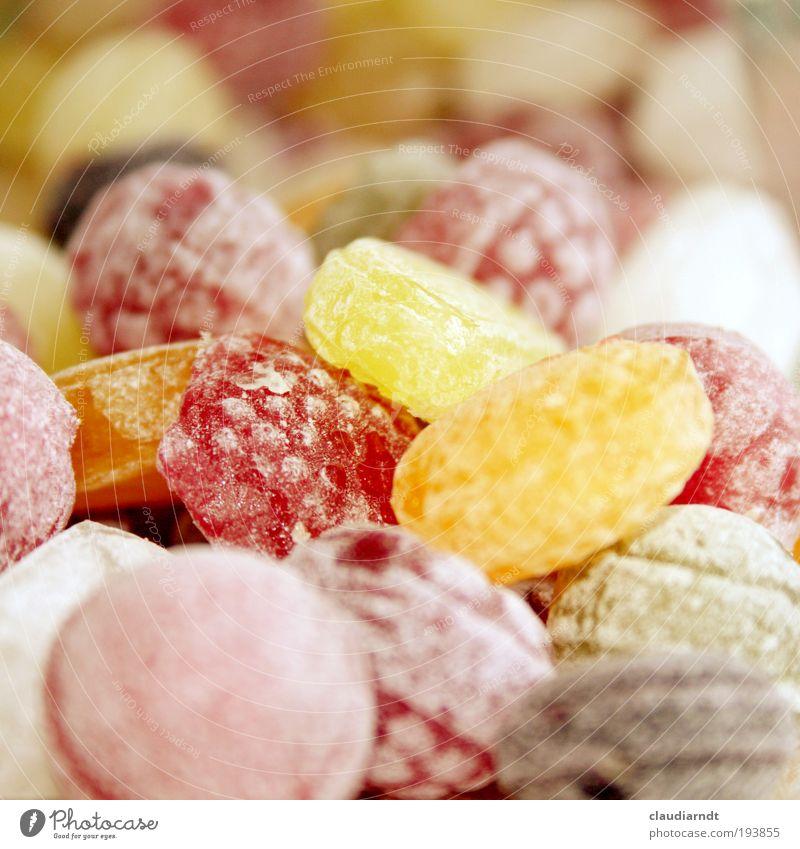 Bollos Farbe Lebensmittel Ernährung süß Appetit & Hunger Süßwaren lecker Bonbon Fasten Kuchen Zucker Geschmackssinn Jubiläum lutschen ungesund Pastellton
