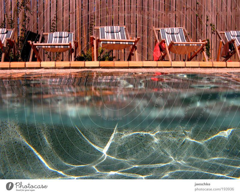 4 Plätze frei Wasser Sonne Sommer Ferien & Urlaub & Reisen ruhig Erholung Wärme Zufriedenheit Wetter Wellness Tourismus Klima Lebensfreude Reichtum genießen Sonnenbad