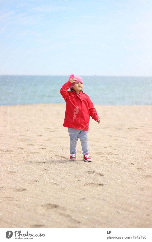 Hallo Mensch Kind Jugendliche Freude Erwachsene Leben Familie & Verwandtschaft Freiheit Wachstum Kindheit Perspektive Baby Abenteuer Hoffnung Neugier Bildung