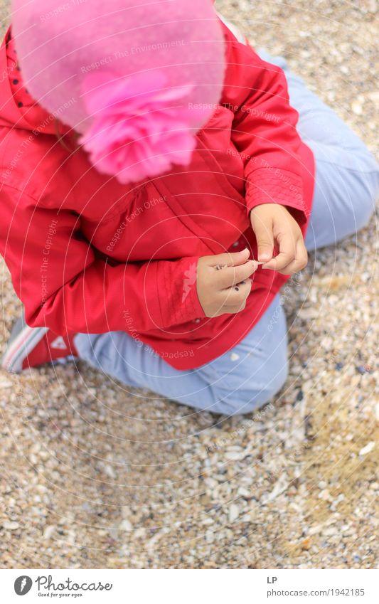 Sandspiel 1 Mensch Kind Jugendliche Erholung ruhig Erwachsene Leben Familie & Verwandtschaft Spielen Schule Freizeit & Hobby Kindheit Baby Neugier entdecken