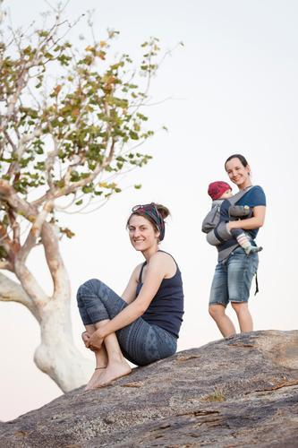 Mutter & Kind #3 Lifestyle Ferien & Urlaub & Reisen Kindererziehung maskulin feminin Baby Junge Eltern Erwachsene Familie & Verwandtschaft Freundschaft Kindheit