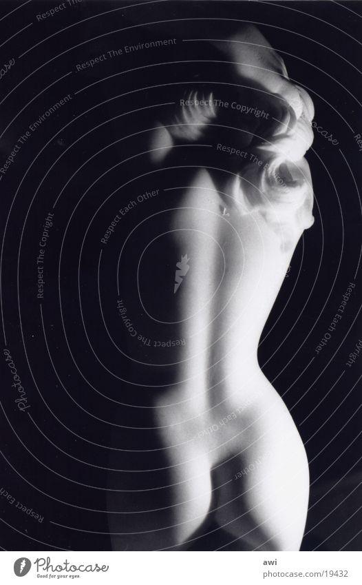My Lady d'Arbanville Skulptur Licht Frau Akt Available Light Hinterteil Rücken Weiblicher Akt