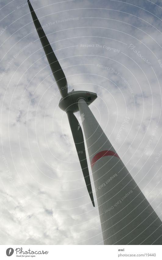 E 112 Himmel Technik & Technologie Turm Windkraftanlage Propeller Elektrisches Gerät