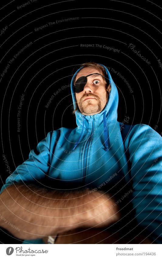 s. pirat Mensch maskulin Junger Mann Jugendliche Erwachsene Aggression gigantisch rebellisch stachelig stark Schutz Verschwiegenheit achtsam Hochmut Stolz