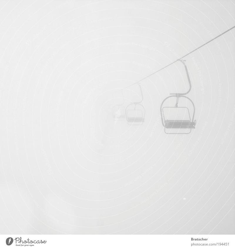 Liebe Mama. Natur weiß Ferien & Urlaub & Reisen Winter kalt Schnee Sport Eis Nebel Freizeit & Hobby warten Klima Tourismus Frost gruselig Wintersport