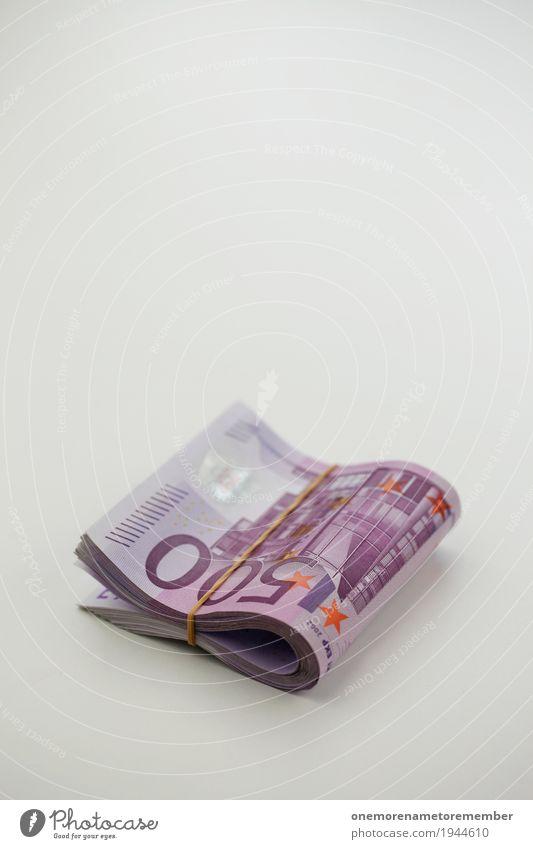 Zahltag Lifestyle Erfolg Geld viele Reichtum Handel reich Geldscheine Ruhestand Euro Kapitalwirtschaft Eurozeichen Bündel Börse Altersversorgung Einkommen