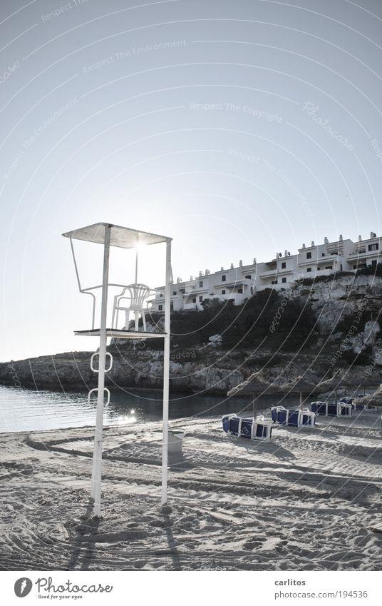 Pamela Anders Sohn hat heute frei Ferien & Urlaub & Reisen Sonne Meer Sommer Strand Haus Wärme Küste Zufriedenheit Insel Tourismus Sicherheit Schönes Wetter