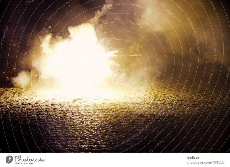 peng! schön Feste & Feiern Freizeit & Hobby Feuer Lifestyle Silvester u. Neujahr Rauch Feuerwerk Aggression Entertainment Explosion Nachtleben ausgehen explosiv explodieren