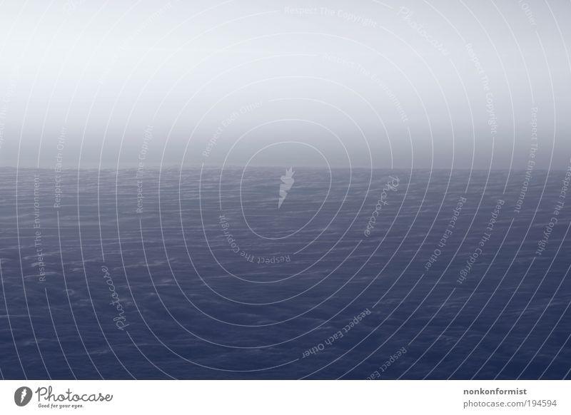 Meerwolken Himmel Natur blau schön Wasser weiß Erholung grau Horizont Zufriedenheit Luft Nebel Wellen Klima Unendlichkeit
