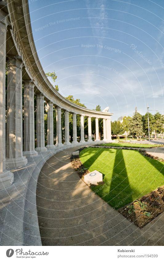 Heldendenkmal der Roten Armee Architektur Traurigkeit Park Angst Platz Tourismus Hoffnung Trauer Vergangenheit Schmerz Denkmal Wachsamkeit Österreich