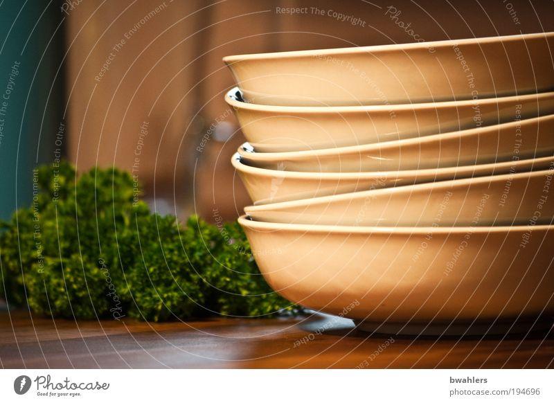 heute gibt´s Suppe Lebensmittel Eintopf Kräuter & Gewürze Ernährung Mittagessen Geschirr Teller Schalen & Schüsseln Wohnung Küche Appetit & Hunger Farbfoto