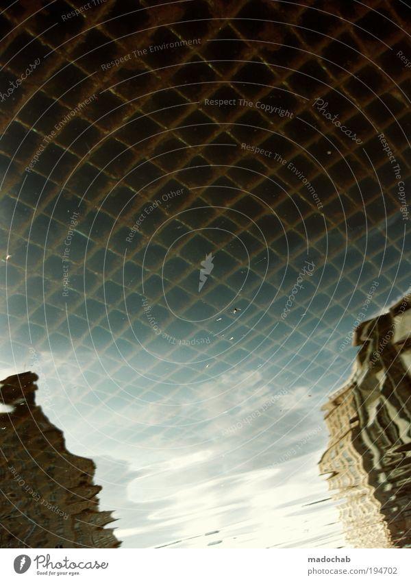 QUIKWEEOF Wasser Himmel Stadt Wolken Architektur Design Energie Horizont modern ästhetisch Coolness Klima Kitsch Idee bizarr