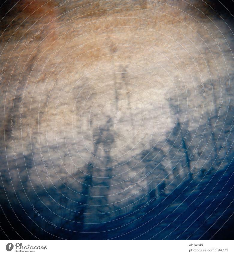 Schattenmann Mensch Natur Winter Schnee Umwelt Landschaft Eis Feld Schilder & Markierungen Frost Zeichen Schönes Wetter Doppelbelichtung Surrealismus Muster