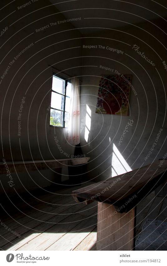 Zimmer Design ruhig Häusliches Leben Haus Innenarchitektur Dorf Holz authentisch außergewöhnlich einfach retro Wärme Kunst skurril Stil Farbfoto Innenaufnahme
