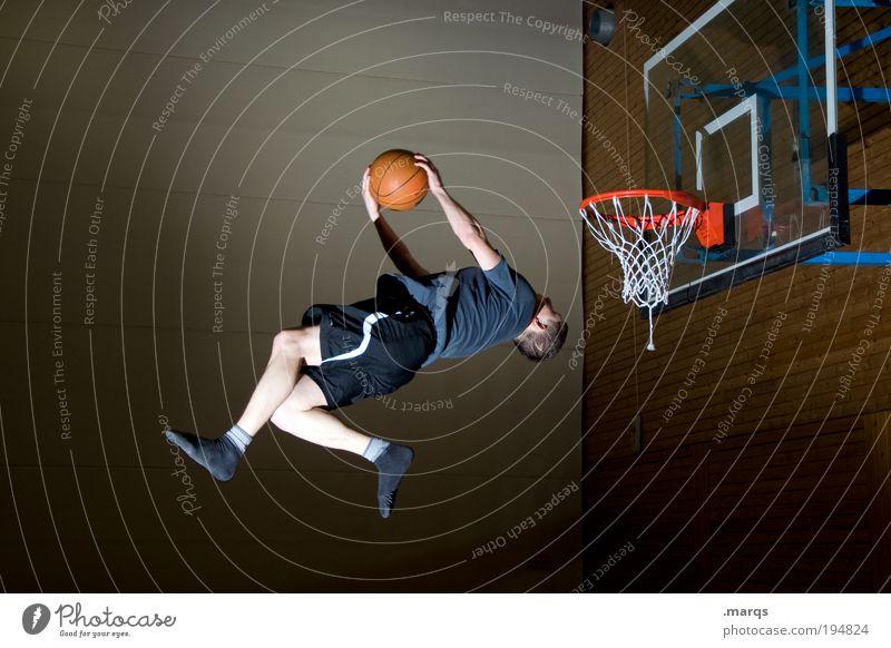 Kamikaze Mensch Jugendliche Freude Erwachsene Leben Sport springen Stil Freizeit & Hobby elegant fliegen maskulin verrückt außergewöhnlich Lifestyle Coolness