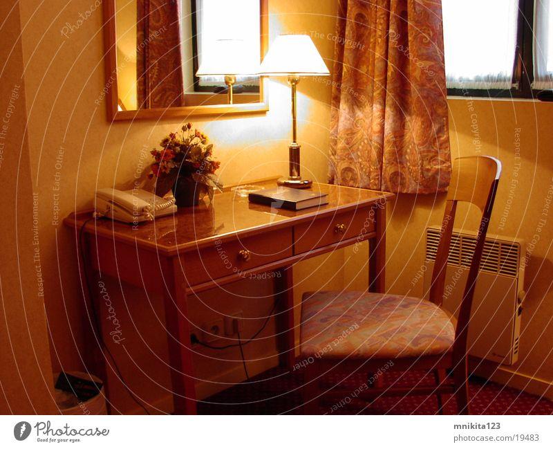 Hotel raum Raum Licht Lampe historisch Room Light