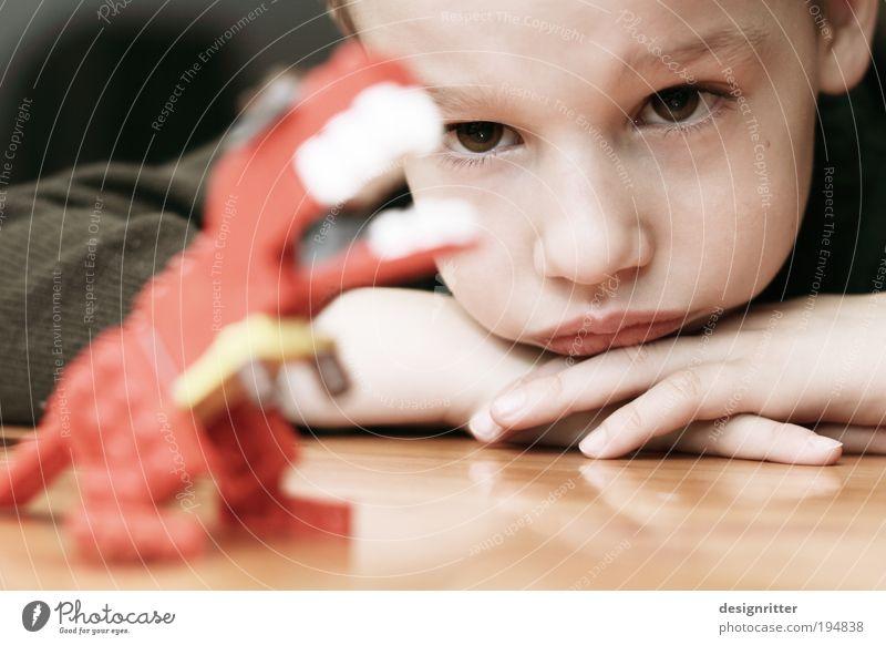 Trauerspiel Kind ruhig Einsamkeit Junge Tod träumen Traurigkeit Zusammensein Spielzeug Sehnsucht Kindheit bauen Fernweh weinen Basteln