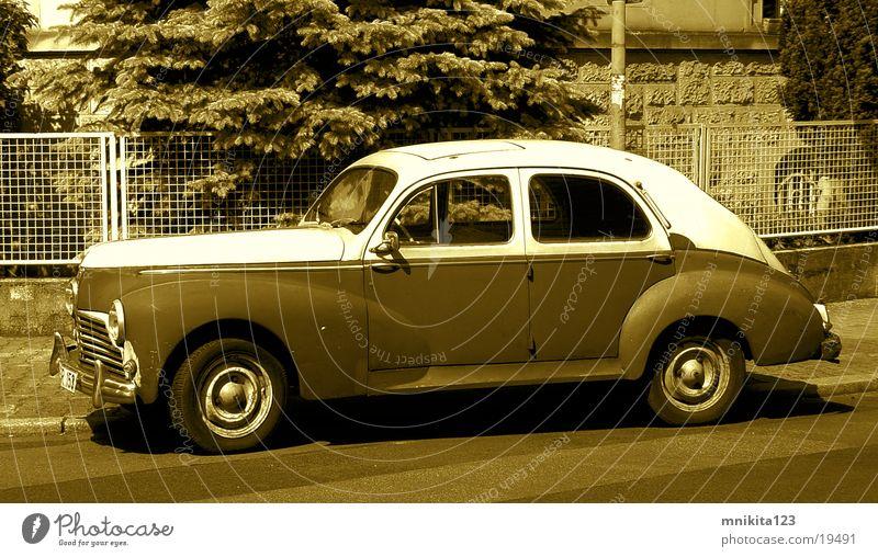 Oldtimer PKW historisch Wagen