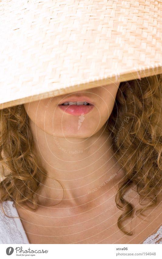 janine Frau Mensch Jugendliche schön Gesicht Erwachsene feminin Kopf Haare & Frisuren blond Mund elegant Haut natürlich ästhetisch Coolness