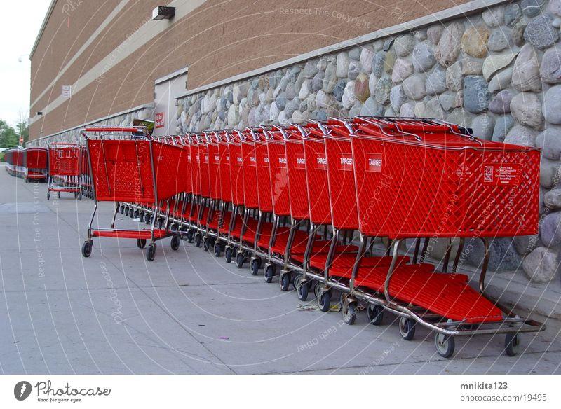 Einkaufswahen USA Dienstleistungsgewerbe Einkaufszentrum