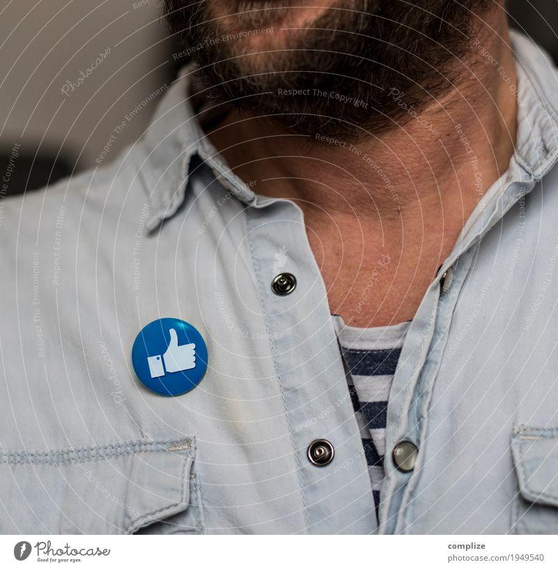 like this selfie Mann Freude Erwachsene sprechen Liebe Lifestyle Gesundheit Stil Glück Business Schule Freizeit & Hobby Körper Telekommunikation Computer
