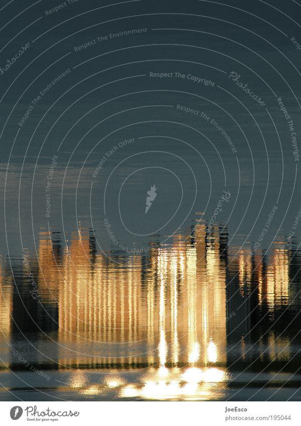 melting skyscrapers schön Freude Ferien & Urlaub & Reisen Stil Gebäude Architektur Design Tourismus Spiegel Skyline Spiegelbild Stadt Sightseeing Verzerrung