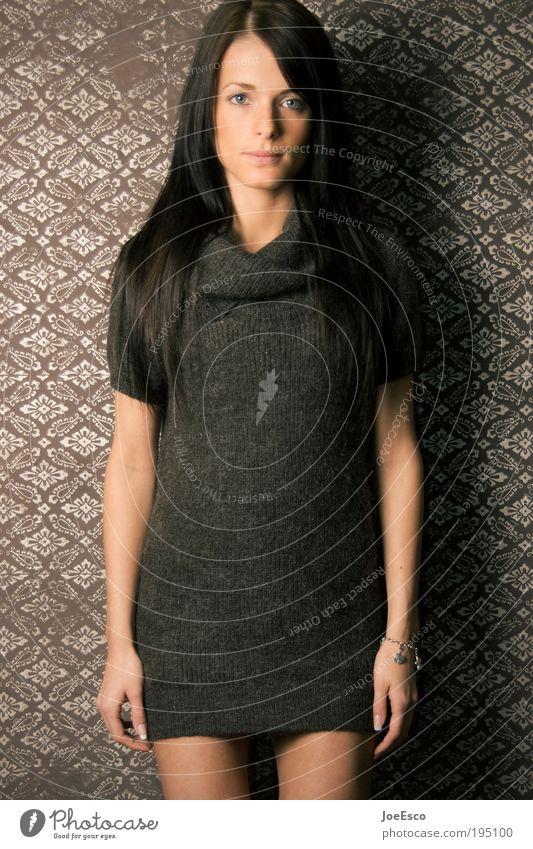 #195100 Frau Mensch schön Gesicht Erholung Leben feminin Stil Erwachsene Zufriedenheit elegant Mode natürlich Lifestyle einzigartig Kleid