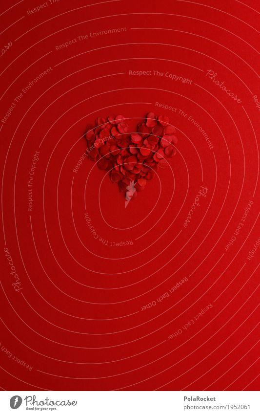 #A# Valentinstag mit Herz Erotik Liebe Kunst Sex Kunstwerk Sinnesorgane Konfetti Liebeskummer Sexualität herzlich herzförmig herzhaft Liebeserklärung
