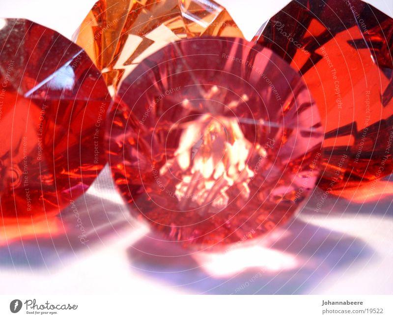 Kristalle Glas Kristallstrukturen