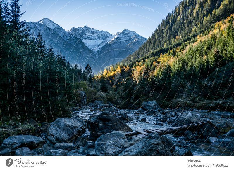 Into the Hills Natur Ferien & Urlaub & Reisen Landschaft Erholung Ferne Berge u. Gebirge Umwelt Herbst Ausflug wandern Idylle groß Schönes Wetter Abenteuer