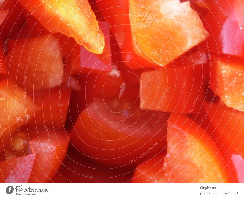 Paprika rot Gesundheit Küche Gemüse Vegetarische Ernährung
