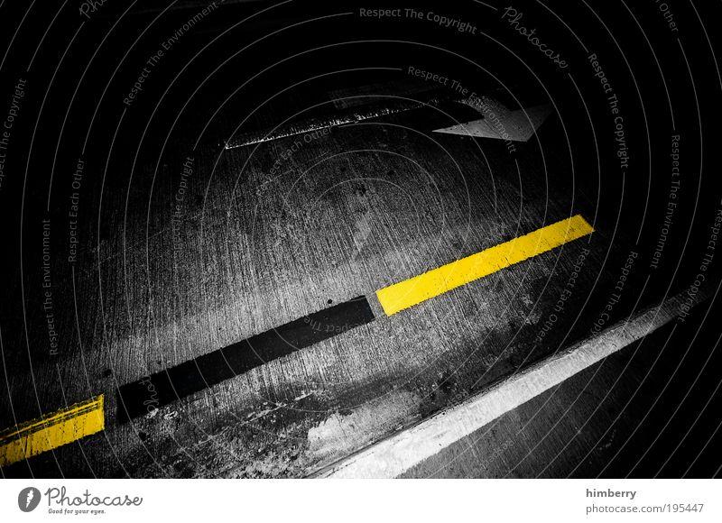 fahrplan Straße Wege & Pfade Linie Hintergrundbild Beton Design Verkehr Güterverkehr & Logistik Asphalt Tunnel Verkehrswege Autofahren Personenverkehr Straßenverkehr Technik & Technologie Straßenkreuzung