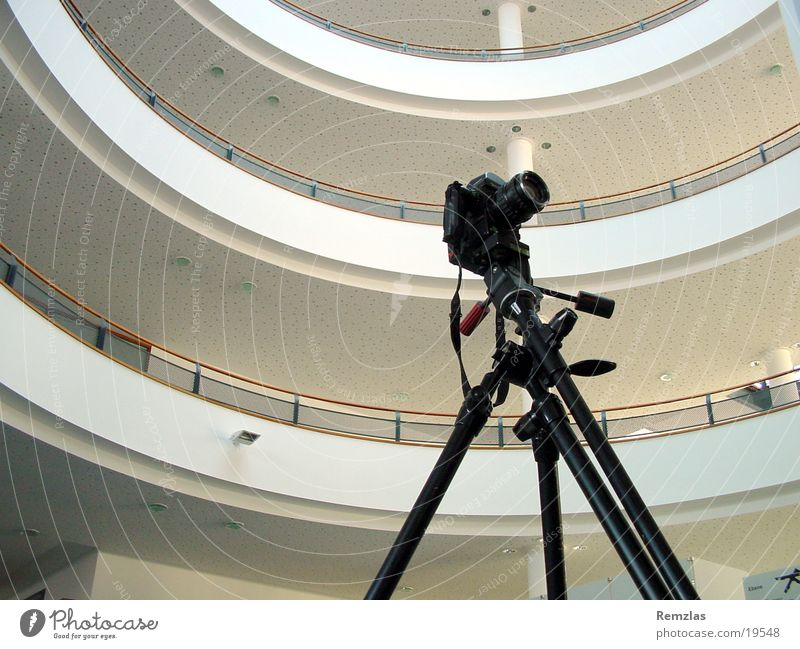 Architekturfotografie Fotografie Spaziergang Fotokamera Etage Fotografieren Stativ Photo-Shooting