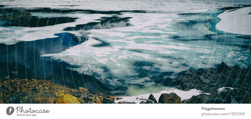 Tauzeit Natur Ferien & Urlaub & Reisen Landschaft Ferne Umwelt Frühling Schnee Freiheit Tourismus Schneefall Wetter Ausflug Eis wandern Abenteuer Klima