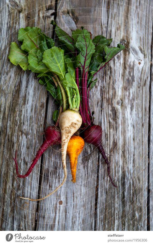 Pflanze grün Gesunde Ernährung rot Essen gelb natürlich Gesundheit Lebensmittel braun orange Ernährung Tisch Gemüse Bauernhof Bioprodukte