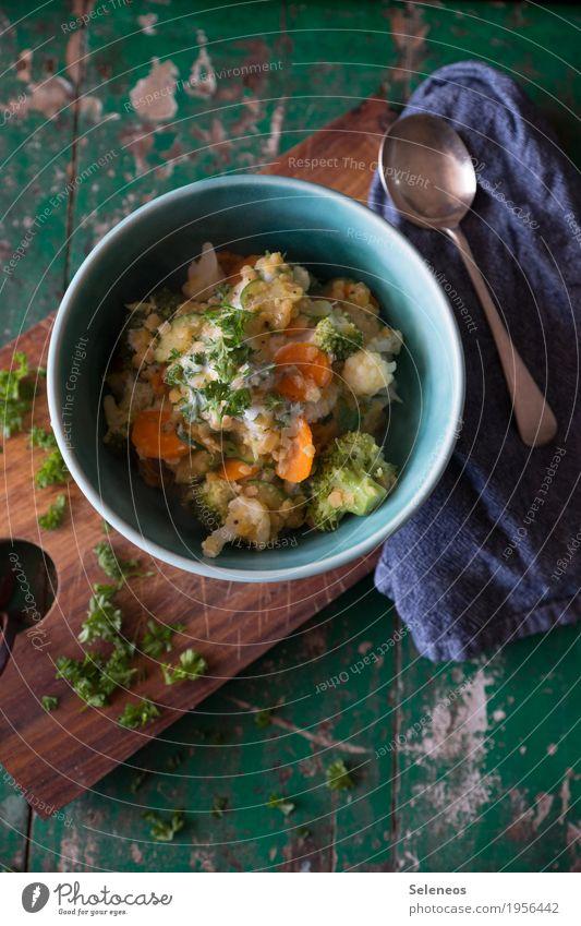 Guten Hunger Gesundheit Lebensmittel Ernährung Gemüse Bioprodukte Vegetarische Ernährung Diät Mittagessen Essen zubereiten Möhre Linsen Joghurt Milcherzeugnisse