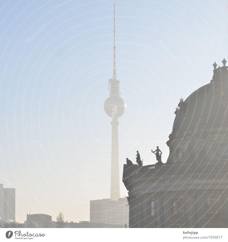 feinstaub Bildung Medienbranche Mensch feminin Körper 2 Stadt Hauptstadt Stadtzentrum Skyline Haus Hochhaus Dom Turm Leuchtturm Bauwerk Gebäude Architektur