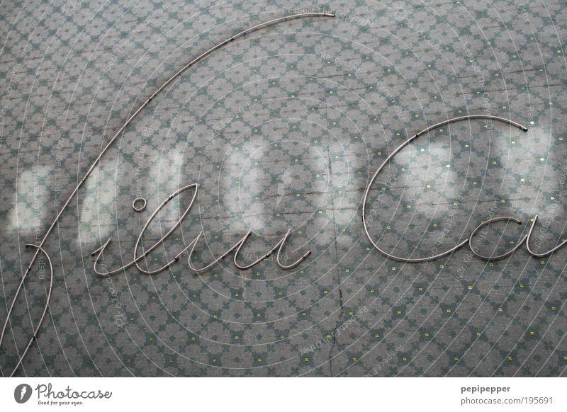 Ganz großes Kino Stil Freizeit & Hobby ausgehen Unterhaltungselektronik Theater Bühne Schauspieler Filmindustrie Video Mauer Wand Fassade Schriftzeichen Freude