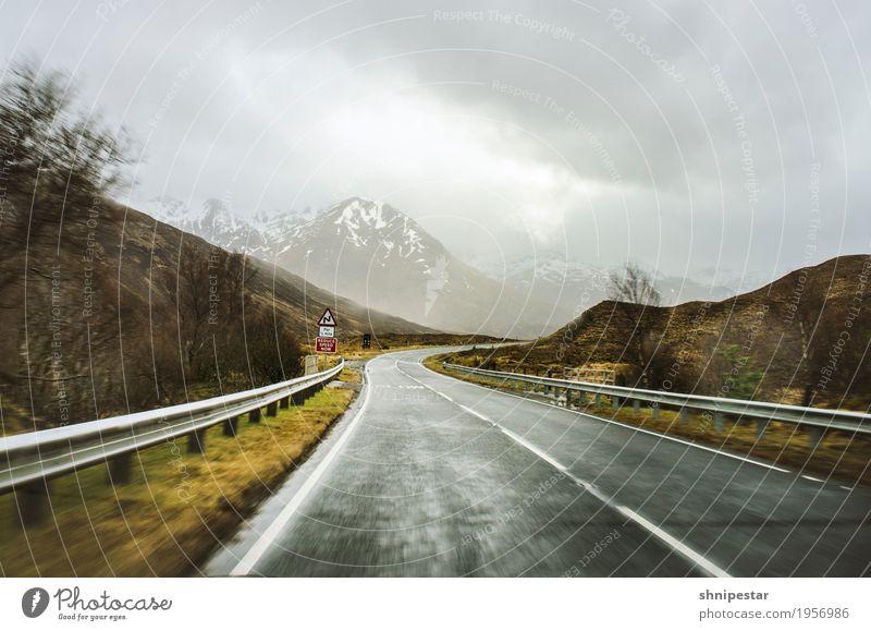Nächster Halt: Skye. Ferien & Urlaub & Reisen Tourismus Abenteuer Ferne Freiheit Expedition Insel Berge u. Gebirge wandern Natur Landschaft Himmel Wolken