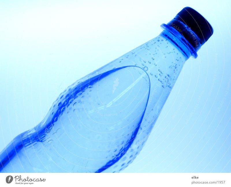 Wasserflasche Mineralwasser Getränk Flasche Flüsssig