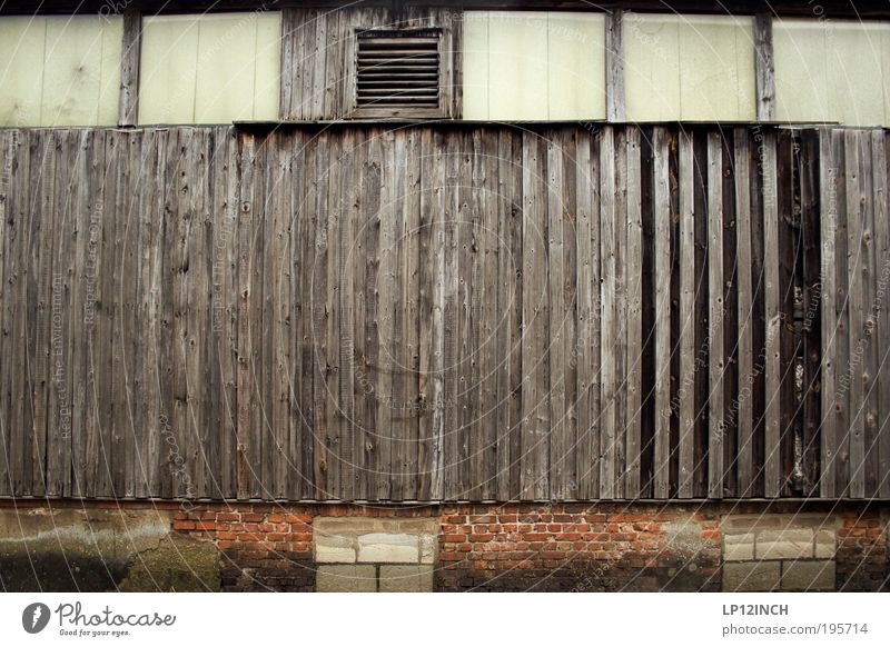 """[LG10.3] """"Mann, piss die Wand an!"""" Einsamkeit Holz Architektur Stein Gebäude Mauer kaputt außergewöhnlich Häusliches Leben retro einfach geheimnisvoll dünn"""