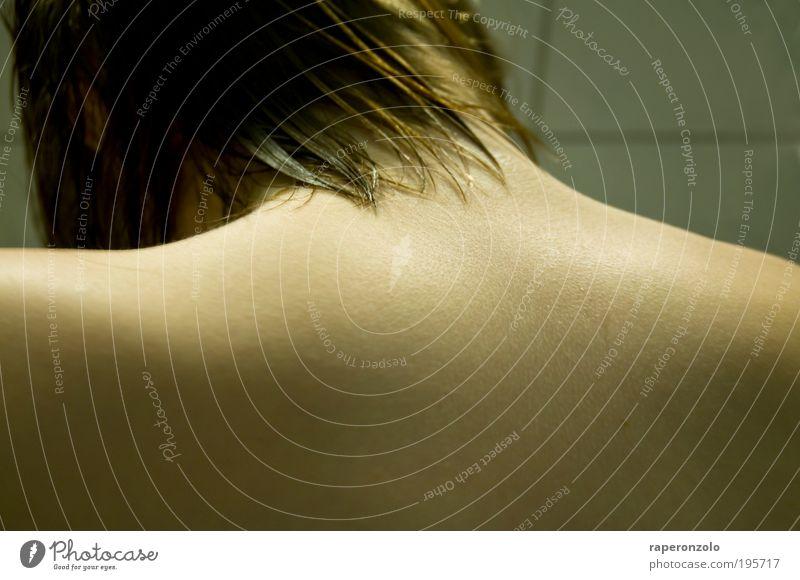 back 2 me Jugendliche schön nackt Gefühle Haare & Frisuren Körper Kindheit Rücken nass Trauer Bad geheimnisvoll Schulter Hals Scham hinten