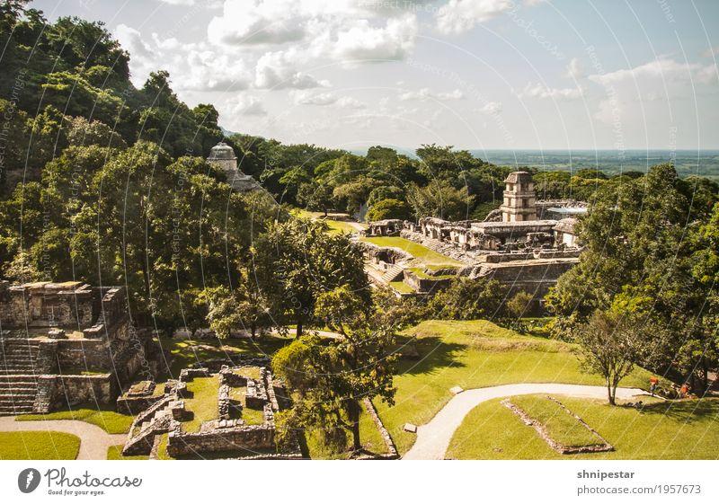 Palenque, Mexico Ferien & Urlaub & Reisen Landschaft Erholung Ferne außergewöhnlich Tourismus Freiheit Ausflug wandern Kultur Insel Abenteuer