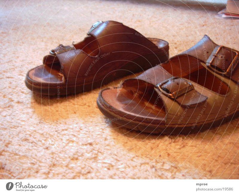 Ausgelatscht Schuhe Pause Freizeit & Hobby obskur